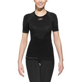 X-Bionic Invent Light UW SS Shirt Women Black/Anthracite